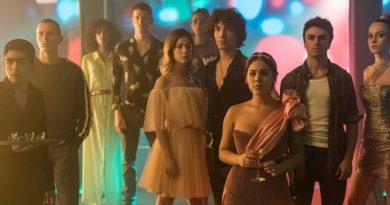 Netflix posta vídeo se despedindo de parte do elenco de Elite. Assista!
