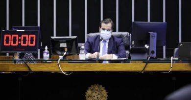 Os quatro recados de Maia a Bolsonaro no pronunciamento da Câmara
