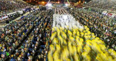 Pandemia do coronavírus coloca escolas de samba do Rio em alerta