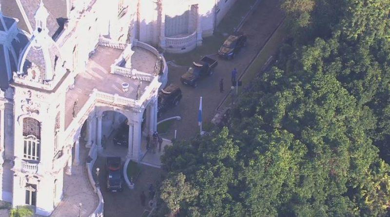 PF faz operação na casa do governador Wilson Witzel após troca de comando no Rio de Janeiro