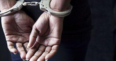 Polícia prende mulher com 5kg de droga