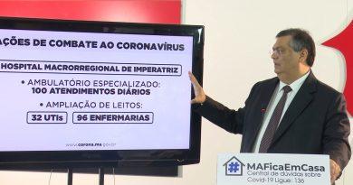 Região Tocantina conta com novos leitos e ambulatório especializado para combate ao coronavírus