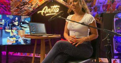 Saiba como funcionará o programa de Anitta feito 100% em casa