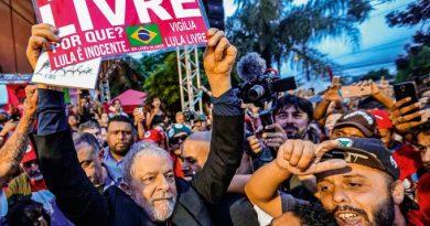 #SanatórioGeral: O incrível exército de Lula