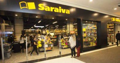 Saraiva anuncia fechamento de livrarias por causa do coronavírus