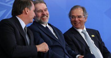 Toffoli critica ausência de Guedes na crise do coronavírus