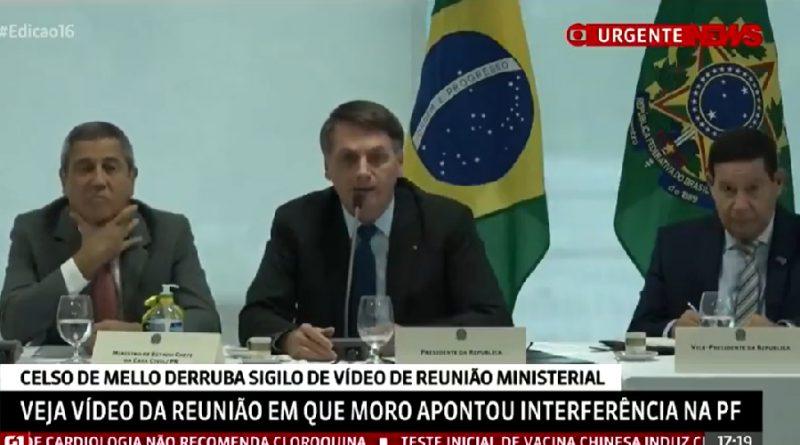 Tropa vê Bolsonaro como alucinado e Braga Netto como presidente
