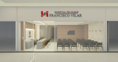 Hospital Francisco Vilar inaugura unidade em Caxias