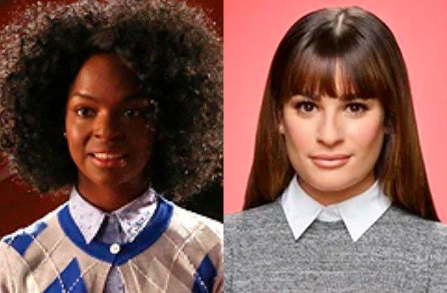 """Atriz de Glee acusa Lea Michele de racismo: """"Verdadeiro inferno"""""""