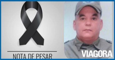Policial Militar morre vítima de coronavírus em Luzilândia