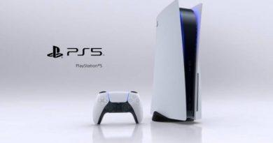 Sony divulga visual do novo Playstation 5