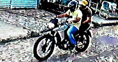 Vídeo: imagens mostram dupla suspeita de assassinar professor em Viana