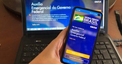 43% dos domicílios brasileiros receberam o auxílio emergencial