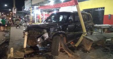 Após perseguição entre carros, empresário e bebê de três meses morrem em Itapecuru-Mirim