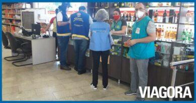 Covid 19: Vigilância Sanitária notifica supermercado em Luís Correia