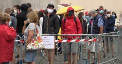 França oferece testes gratuitos de Covid 19