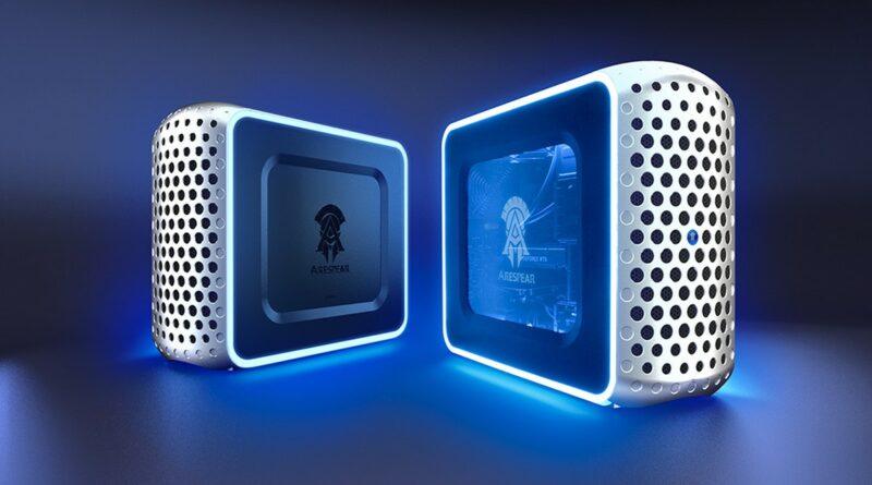 Konami anuncia linha de hardware Arespear com opções de PC gamer