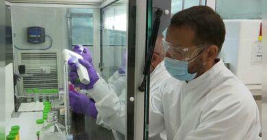 Londres assina acordo para fornecimento de vacinas contra a Covid 19