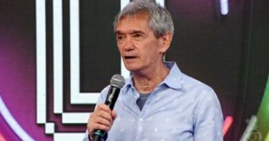 """""""Parece que a eleição não acabou"""", reclama Serginho Groisman no Faustão"""