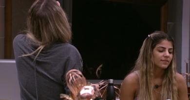 """Paula se irrita com Hariany e goiana dispara: """"Sem cobranças, cara"""""""
