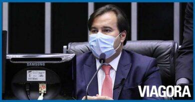 Presidente da Câmara Rodrigo Maia lamenta morte de Assis Carvalho