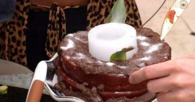 Sisters fazem bolo de goiabada para aniversário de Gabriela