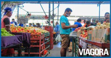 Vendas por delivery aumentam na Ceasa durante a pandemia no Piauí