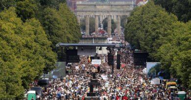 Alemanha debate interdição de protestos contra restrições sanitárias