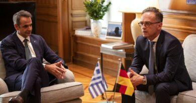 Alemanha vai mediar escalar de tensões entre a Grécia e a Turquia