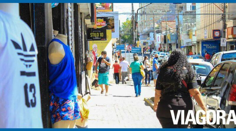 Após reabertura, lojistas relatam aumento nas vendas em Teresina