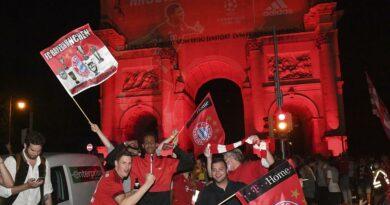 Bayern de Munique vence final da Liga dos Campeões