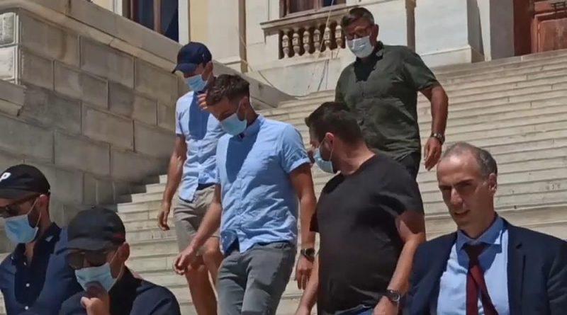 Capitão do Manchester United condenado por tribunal grego