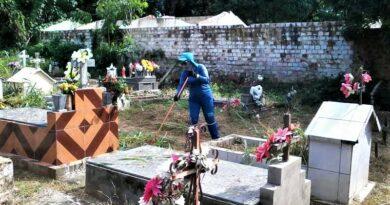 Cemitérios de Teresina abrirão no Dia dos Pais com medidas de segurança