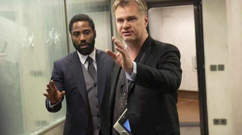 """Estreia de """"Tenet"""" de Christopher Nolan"""