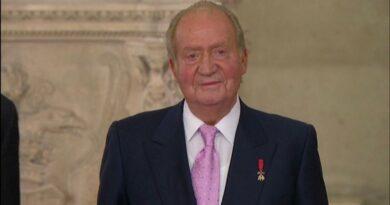 Juan Carlos foi para a República Dominicana