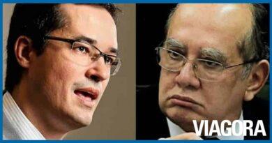 Juiz condena Gilmar Mendes a pagar R$ 59 mil a Deltan Dallagnol