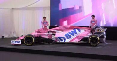 Multa de 400 mil euros e perda de 15 pontos para a Racing Point
