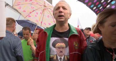 Novos protestos contra Lukachenko