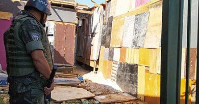 Prefeitura de SP inicia despejo em plena pandemia, mas comunidade resiste na zona sul