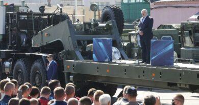 Presidente bielorrusso apupado em Minsk