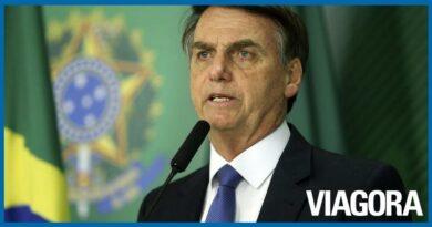 Presidente Bolsonaro defende privatizações e teto de gastos