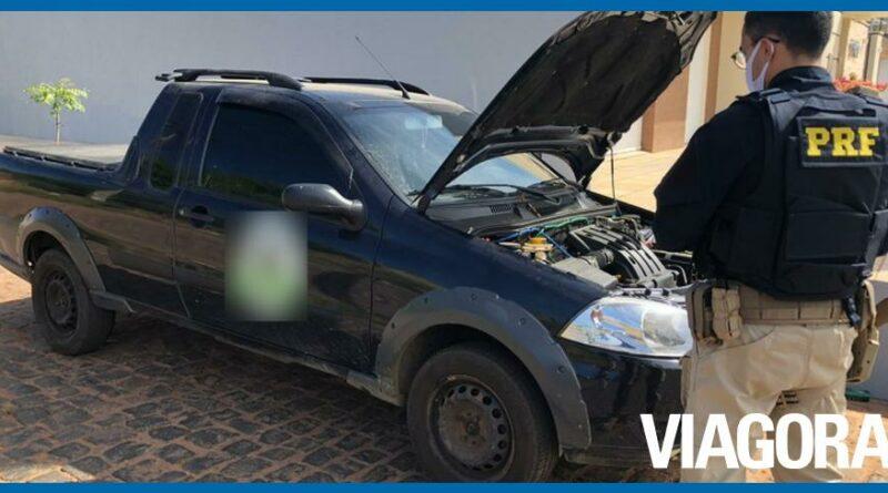PRF prende pai e filho acusados de receptação de veículos em Picos