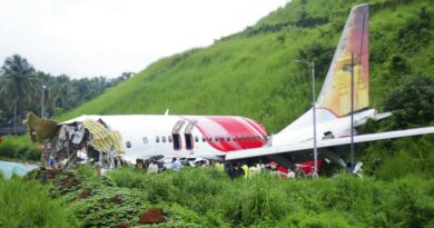Procuram se as causas do acidente de aviação
