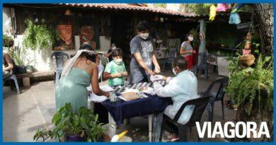 Sesapi realiza testes para Covid 19 na comunidade indígena Ukai