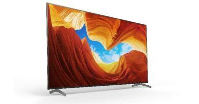 Sony anuncia TVs