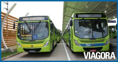 Strans disponibiliza ônibus para atender trabalhadores dos shoppings