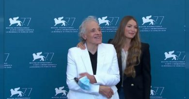 Abel Ferrara recebe o Jaeger LeCoultre Glory to the Filmmaker