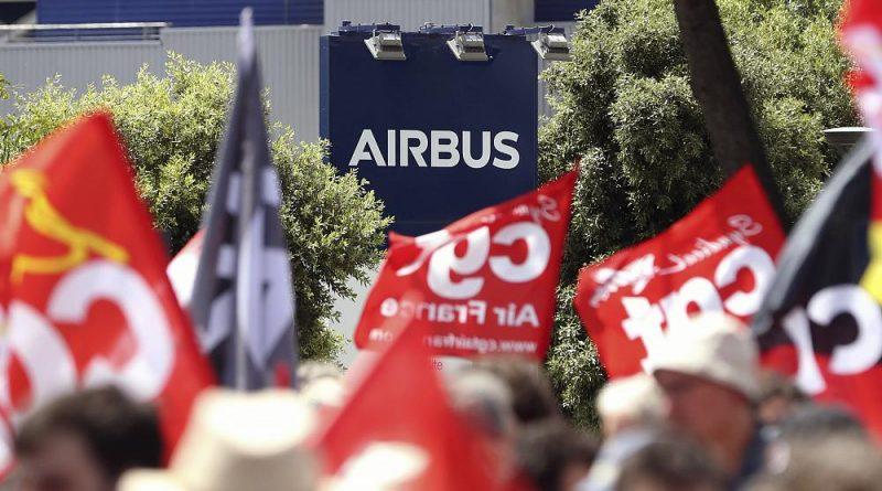 Airbus avisa que haverá despedimentos caso crise no setor não melhore