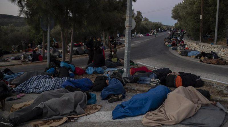 Alemanha e França vão acolher 400 menores de Moria
