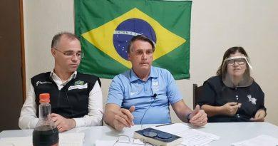 Bolsonaro garante estabilidade para novos servidores da PF e da PRF